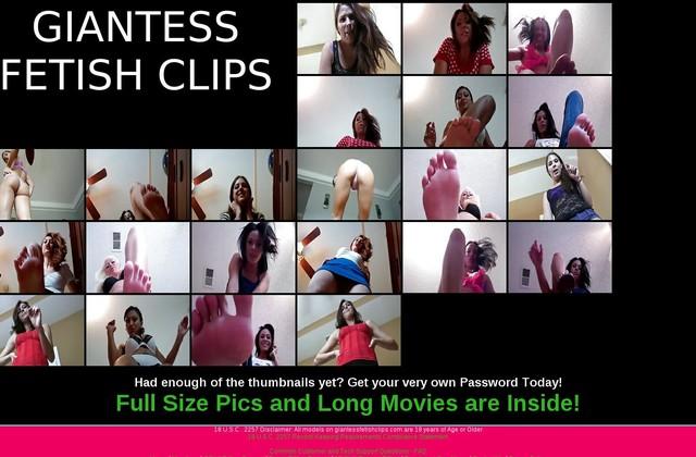 giantess fetish clips giantessfetishclips.com