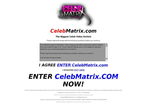 celebmatrix.com